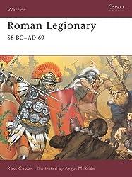 Roman Legionary 58 BC-AD 69 (Warrior, Band 71)
