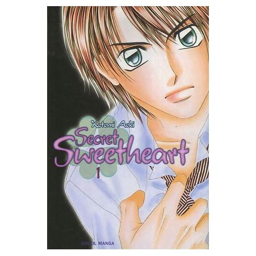 Secret Sweetheart, Tome 1 :