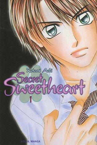 Secret sweetheart Vol.1 par AOKI Kotomi