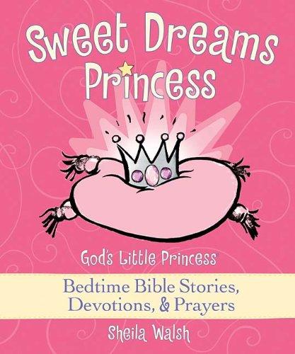 s: God's Little Princess Bedtime Bible Stories, Devotions, & Prayers ()