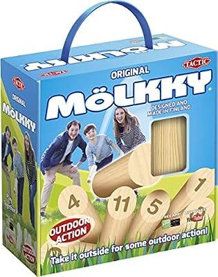 Tactic 54903 Molkky Boîte