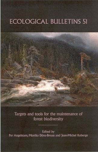 Ecological Bulletins: Targets and Tools for the Maintenance of Forest Biodiversity PDF Books