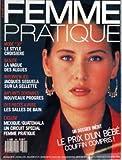 Telecharger Livres FEMME PRATIQUE N 305 du 01 04 1989 LE PRIX D UN BEBE MODE 30 STYLE CROISIERE BEAUTE LES ALGUES JACQUES SEGUELA IMPLANTS DENTAIRES LES SALLES DE BAIN MEXIQUE GUATEMALA CIRCUI (PDF,EPUB,MOBI) gratuits en Francaise