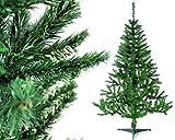 GYD 1Stk. Künstlicher Weihnachtsbaum Tannenbaum inklusive Christbaumständer H150cm/400 Spitzen/Ø105cm/Weihnachtsdekoration künstliche Tanne LUXUS EDITION