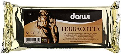 darwi-pasta-per-modellare-terracotta-panetto-da-1-kg-colore-rosso