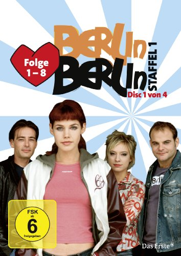 Staffel 1, DVD 1