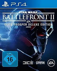 Star Wars Battlefront II - Elite Trooper Deluxe Edition | PlayStation 4