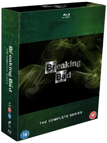 Breaking Bad: The Complete Series [Blu-ray] [Import anglais]
