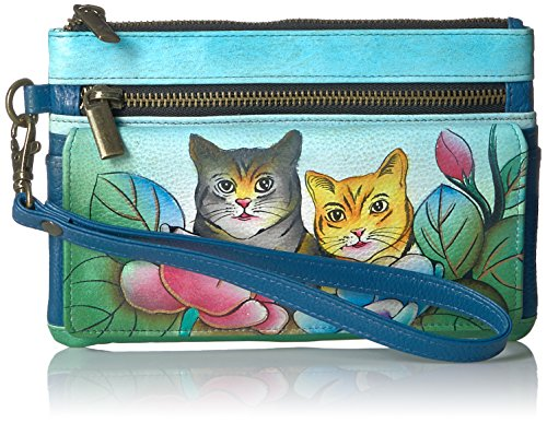 anuschka-handpaint-lr-wristlet-org-wlt-1738-tct-two-cats