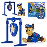 Paw Patrol - Sélection Deluxe Caractère - Figures Pull Back Pup, Maja:Chase