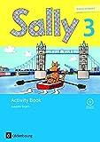 Sally - Ausgabe Bayern (Neubearbeitung) -  Englisch ab Klasse 3: 3. Jahrgangsstufe - Activity Book: Mit Audio-CD und Portfolio-Heft
