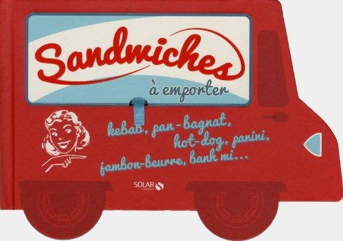 Sandwiches - Forme découpée