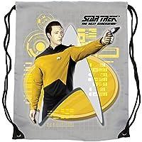 Star Trek Sacchetta Lt. Commander Data Crowded Coop Borse - Sport Sacchetta