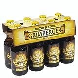 Original Belgisches Bier -GRIMBERGEN Blonde 6,7 % vol 8 x 33 cl. Original Made in Belgien!!