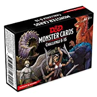 Dungeons & Dragons - Monster Deck 6-16 (74 cards)