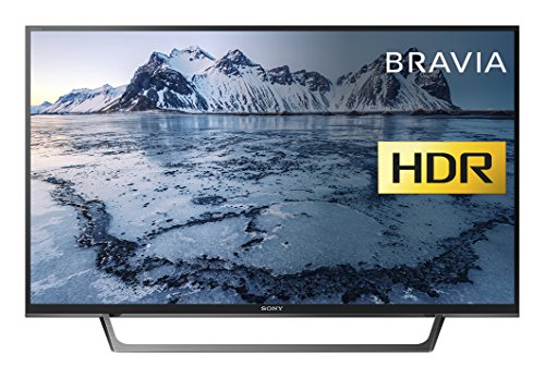 Sony Bravia (49-Inch) Premium Full HD HDR TV (X-Reality PRO, Triluminos Display) - Black (2017 Model)