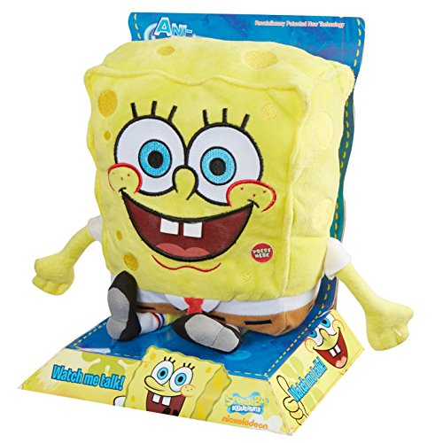Spongebob - Light up and Talking - 10""