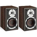 Dali Spektor 1 100W Noyer haut-parleur - Hauts-parleurs (2-voies, Avec fil, 100 W, 59-26000 Hz, 6 Ohm, Noyer)