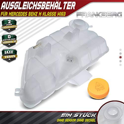 Ausgleichsbehälter Kühlmittelbehälter Kühlwasser für ML230 ML270 ML400 W163 1998-2005 1635000349