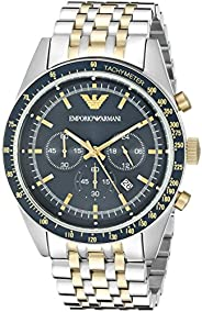 Emporio Armani Men's Watch, Analog Dis