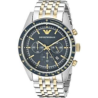 Emporio Armani AR6088 – Reloj para Hombre