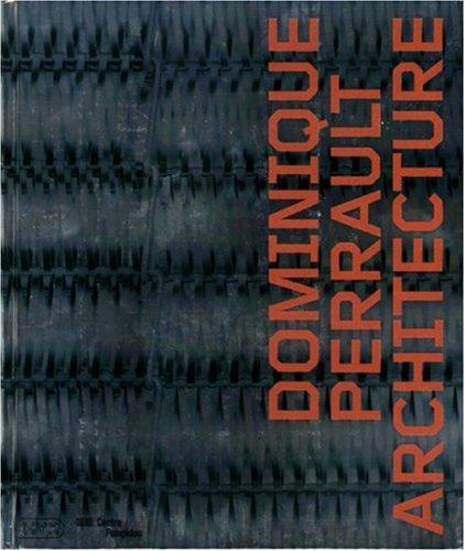 Dominique Perrault Architecture : Edition bilingue français-anglais (1DVD)