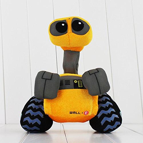 MAORONGWJW Juguete de Peluche 27cm Wall-e Peluche Soft Robot...