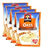 #7: MORE Combo - Quaker Oats - Kesar with Kishmish, 40g (Buy 3 Get 1, 4 Pieces) Promo Pack