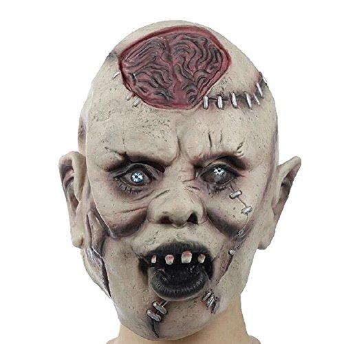 kismltao-orrore-maschera-crisi-biochimica-mascherina-di-orrore-halloween-realistico-naturale-latice-
