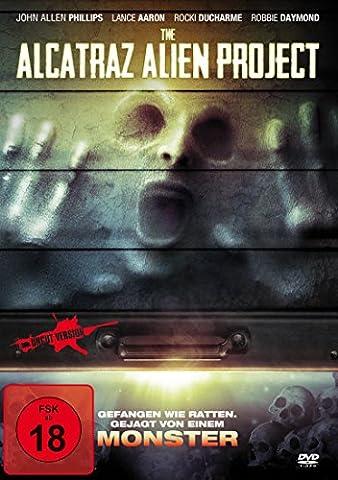 The Alcatraz Alien Project (DVD) DE-Version