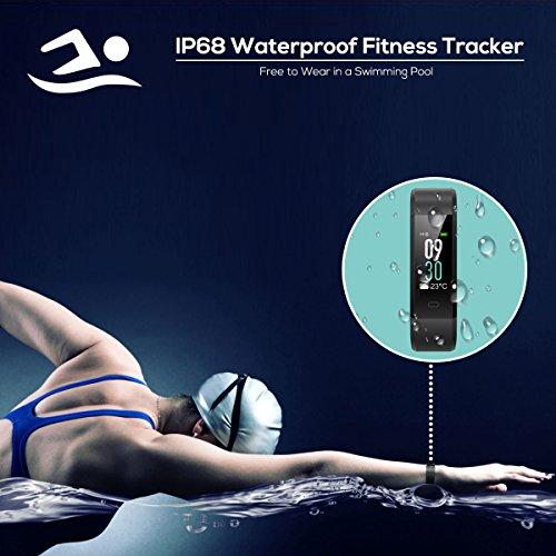 Zoom IMG-2 chereeki fitness tracker ip68 orologio