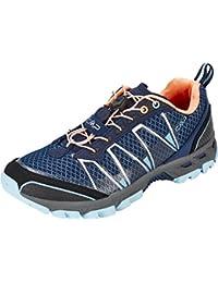 CMP 3q95266 4 - Zapatos de cordones de tela para mujer