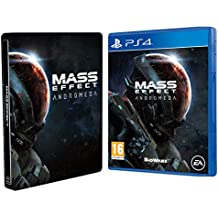 Mass Effect: Andrómeda + Steelbook (Exclusivo en Amazon)