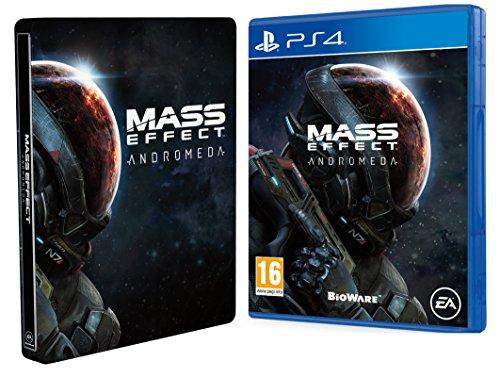 Mass Effect: Andrómeda + Steelbook (Exclusivo en Amazon)