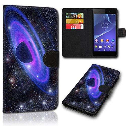 Book Style Wiko Rainbow Lite Tasche Flip Brieftasche Handy Hülle Kartenfächer für Wiko Rainbow Lite - Design Flip SVH171