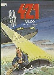 421, Tome 7 : Falco