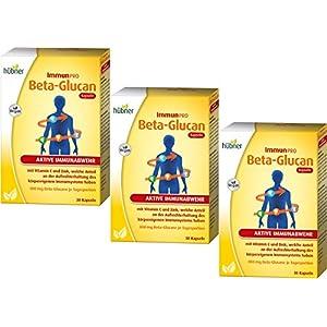 3 x ImmunPro Beta-Glucan 30Kps