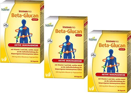 3 x ImmunPro Beta-Glucan 30Kps -