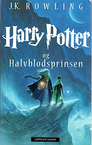 Harry Potter NORWEGISCH : Harry Potter Og Halvblodsprinsen