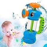 Jouet de bain bébé, Cadeau Idéal Jouet de Bain Baignoire pour Enfants Pour enfant Pompe à eau Robinet Salle de bains Gicleur de douche de bébé