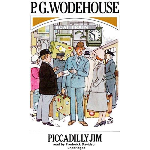 Piccadilly Jim  Audiolibri