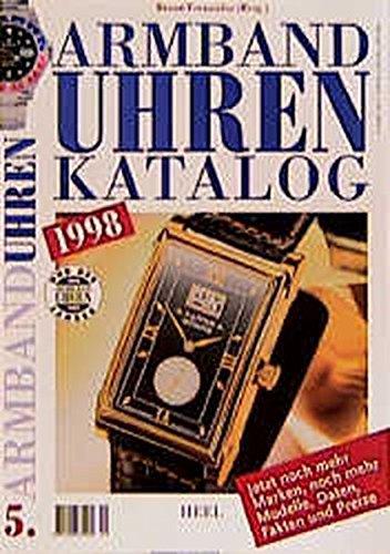 Armbanduhren-Katalog 1998