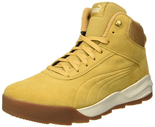 Puma Unisex-Erwachsene Desierto Sneaker Schneestiefel, Beige (Taffy 01), 40.5 EU