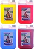 4x5L Odourfresh Pet Disinfectant / Kennel Deodoriser - Choose your own fragrances - 11 Available!