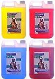 Best Pet Kennels - Odourfresh 4x5L Pet Disinfectant/Kennel Deodoriser - Choose your Review