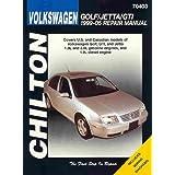 Chilton's Volkswagon Golf/Jetta 1995-05 Repair Manual (Chilton's Total Car Care Repair Manuals)