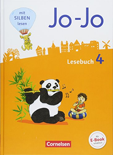 Jo-Jo Lesebuch - Allgemeine Ausgabe - Neubearbeitung 2016: 4. Schuljahr - Schülerbuch