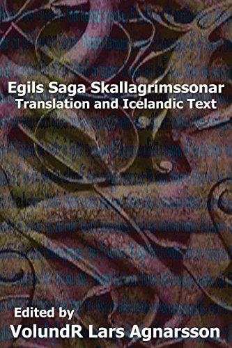 Egil's Saga: Translation and Icelandic Text (Norse Sagas)