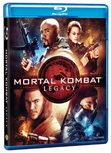 Mortal Kombat: Legacy [Reino Unido] [Blu-ray]