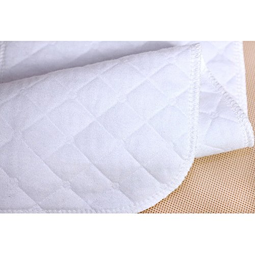 10pcs-3-Layers-Washable-Reusable-Soft-Baby-Cotton-Cloth-Diaper-Nappy-Liners